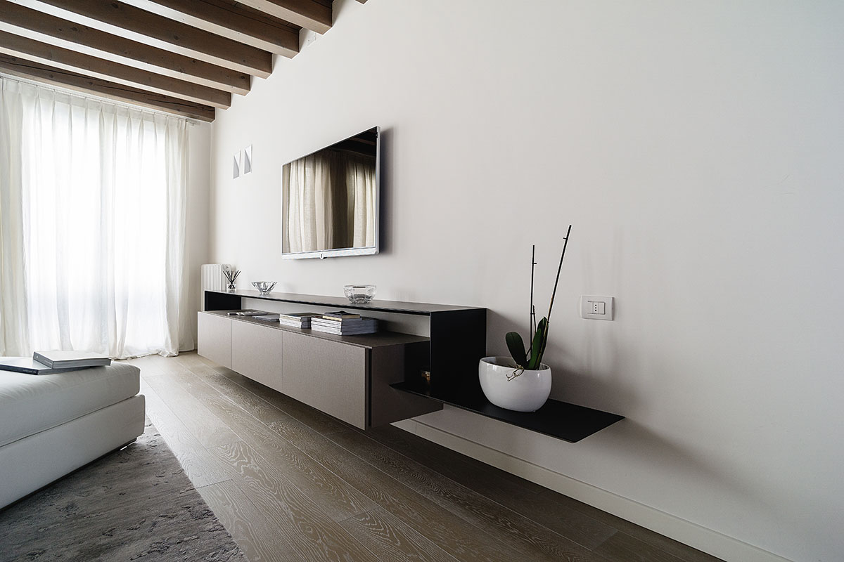 Moderno appartamento a treviso futura arredamenti for Arredamenti treviso