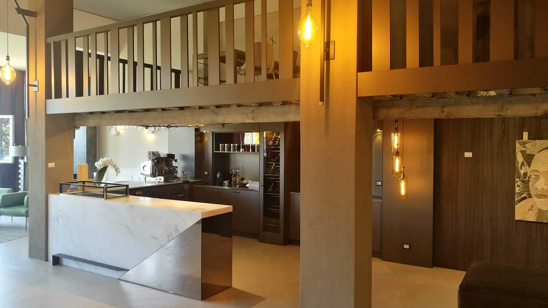 Concept Room - Arredamento bar