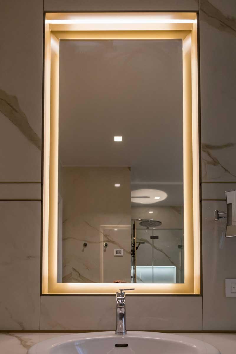 Bagno - specchio